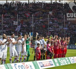 Cremonese – Foggia 0-4