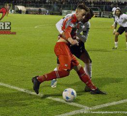 Castrovilli show, Brighenti torna al gol