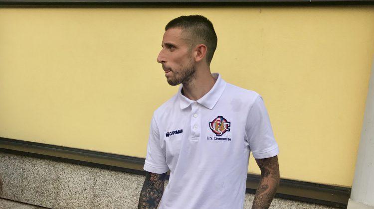 Greco: «A Cremona mancate le emozioni, mi hanno accolto in due»
