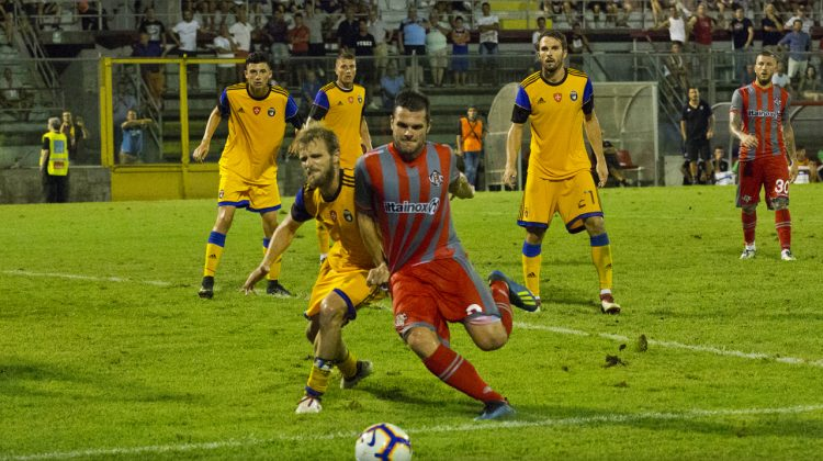 Brighenti al 45′: «Il gol mi mancava, ora serve il tris»