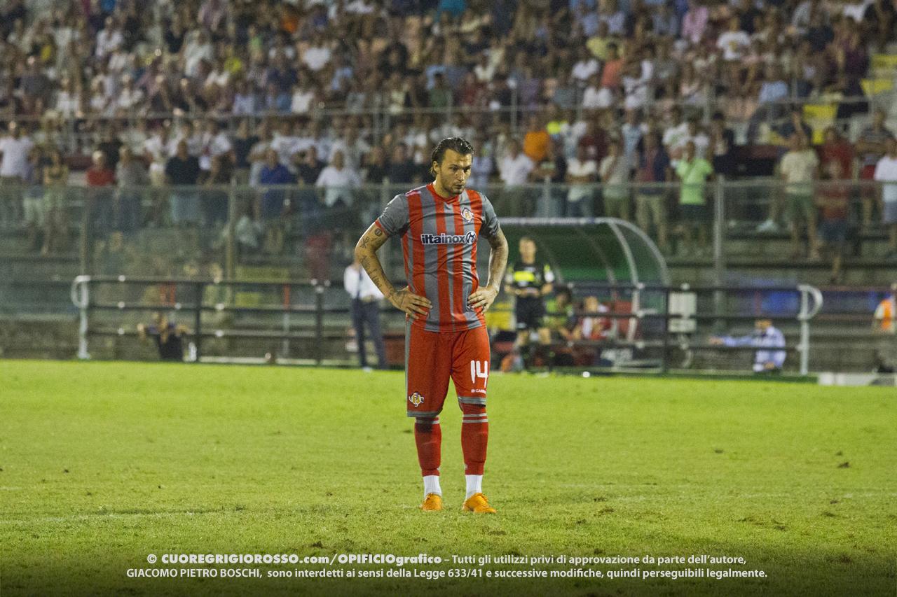 Instagram, Mogos: «Federico, il mio gol è per te»