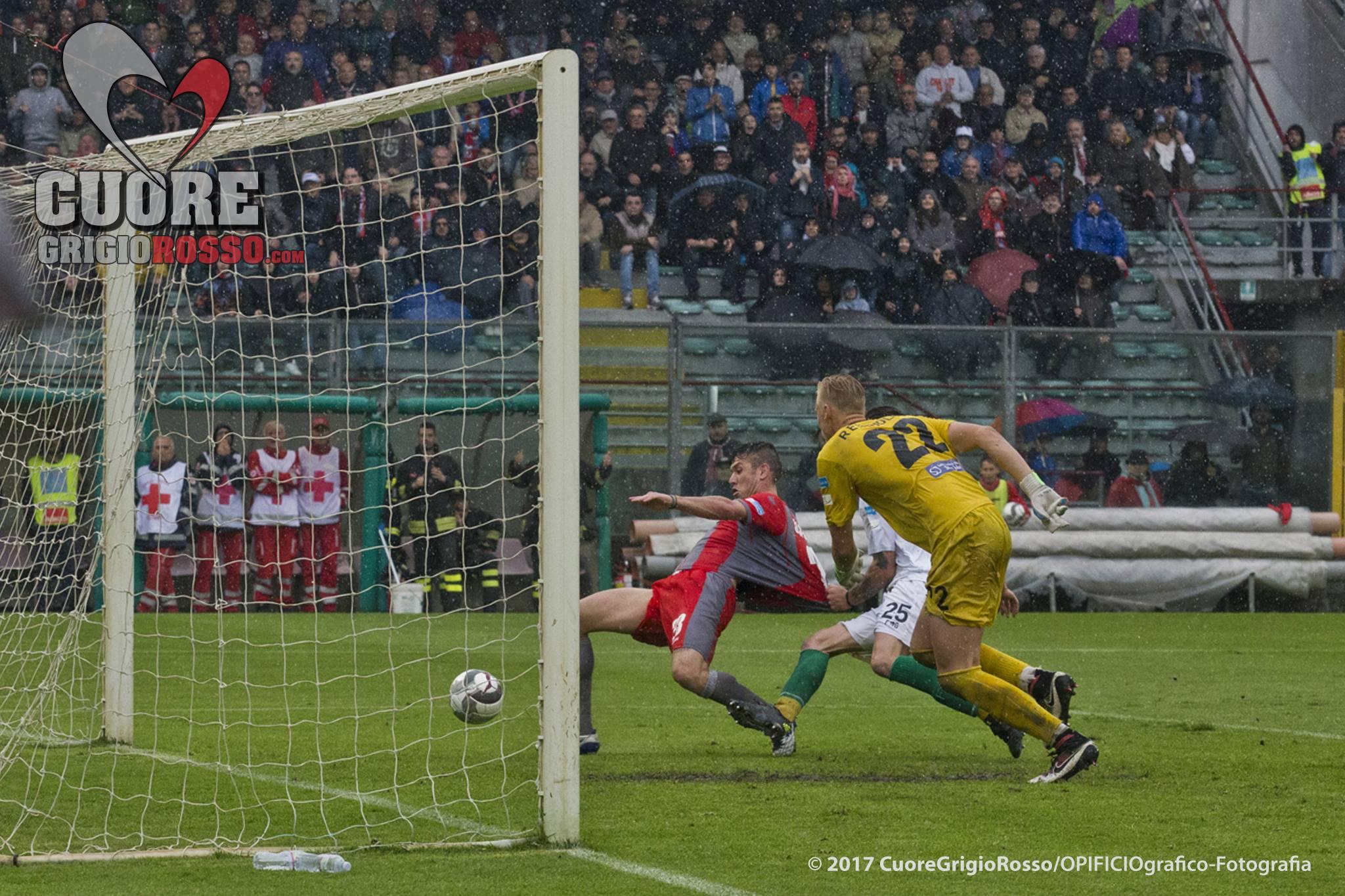 È successo: Scarsella, gol a Tesser e neroverdi fuori!