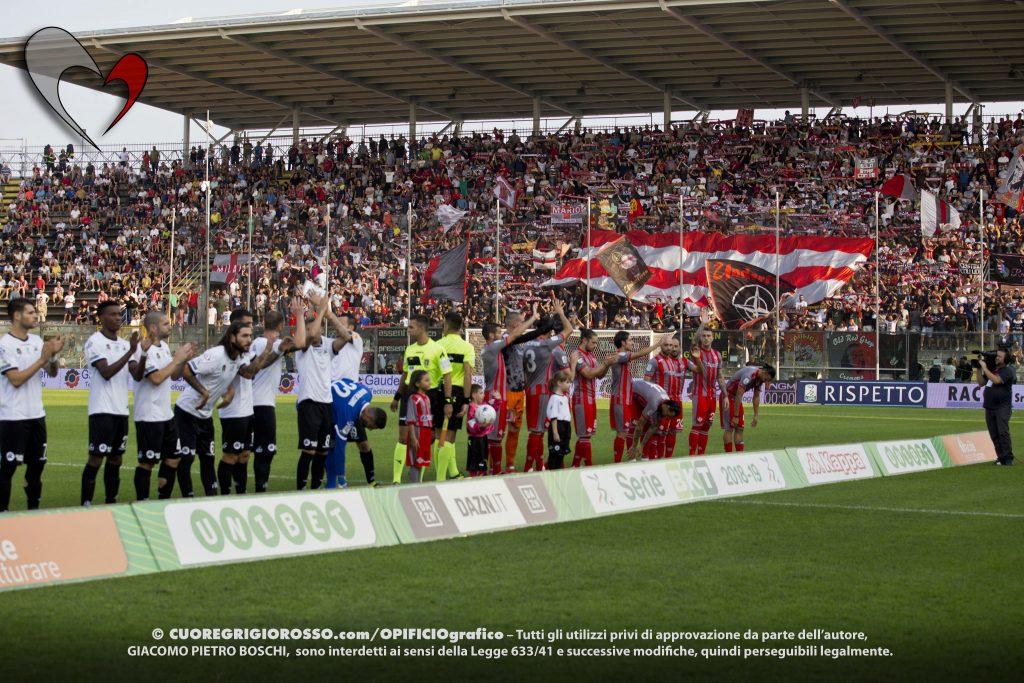 Cagliari-Cremonese, la designazione arbitrale