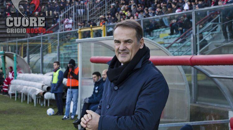 Ascoli, Vivarini: «Non abbiamo concesso quasi niente»
