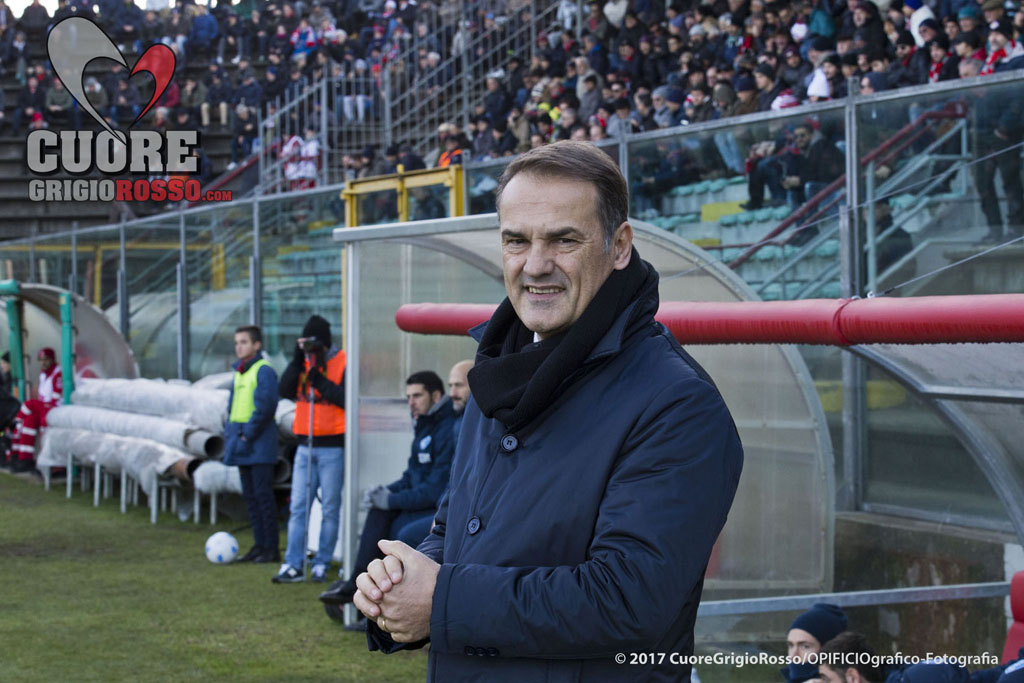 Serie B, Vivarini nuovo mister dell'Entella