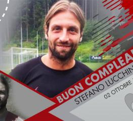 Tanti auguri Stefano Lucchini!