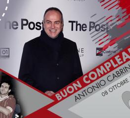 Tanti auguri ad Antonio Cabrini, il fidanzato d'Italia