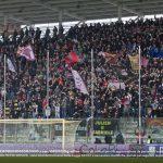 Curva Sud tifosi Cremo Livorno