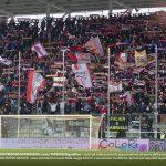 Curva Sud Cremo Livorno tifosi