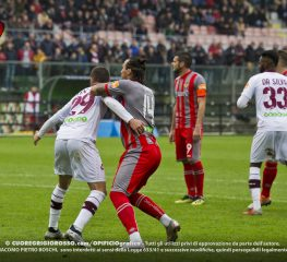 Serie B, Mogos nel club degli stakanovisti del torneo