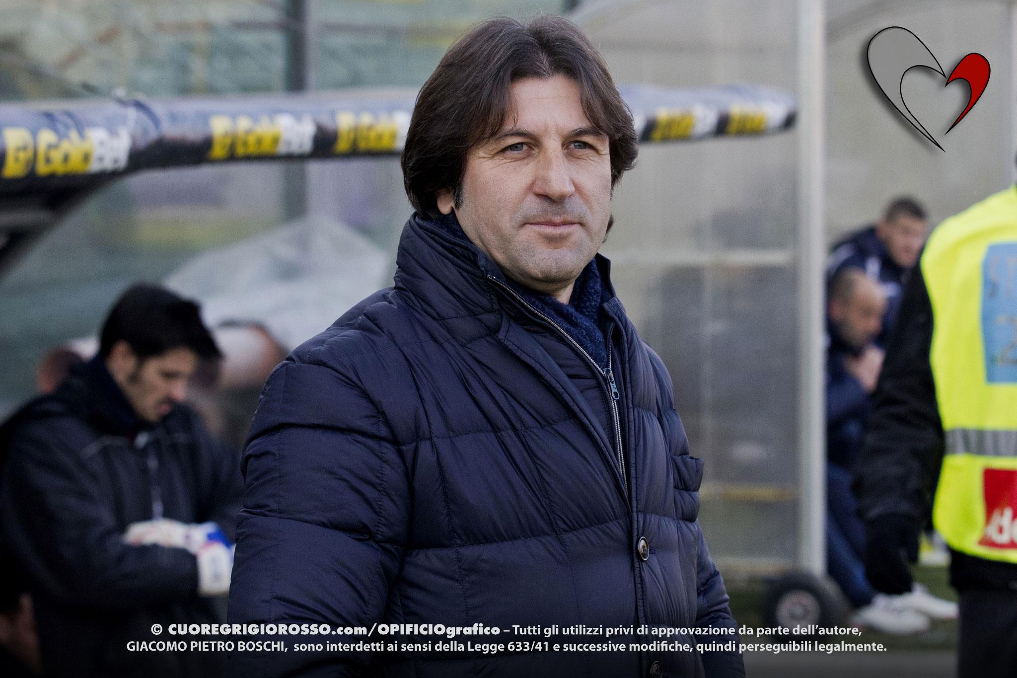Rastelli: «Sono soddisfatto, ora testa al Pescara»
