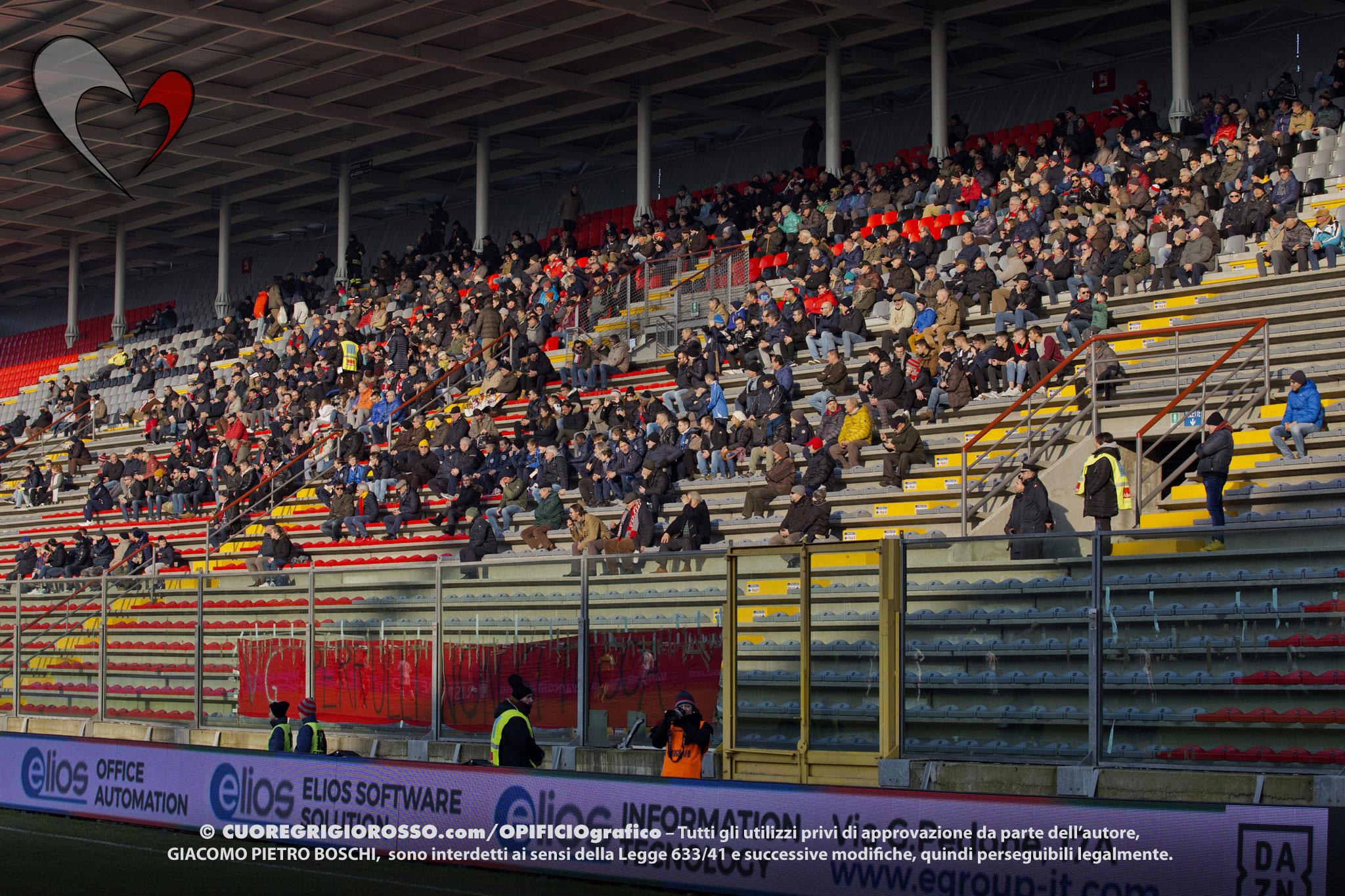 Cremonese-Palermo, le modalità per i biglietti
