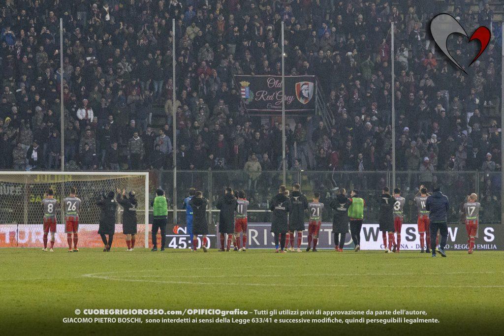 Cremonese-Perugia, le foto dei tifosi