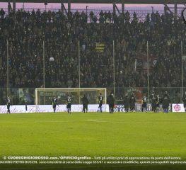 Spezia-Cremonese, le foto dei tifosi