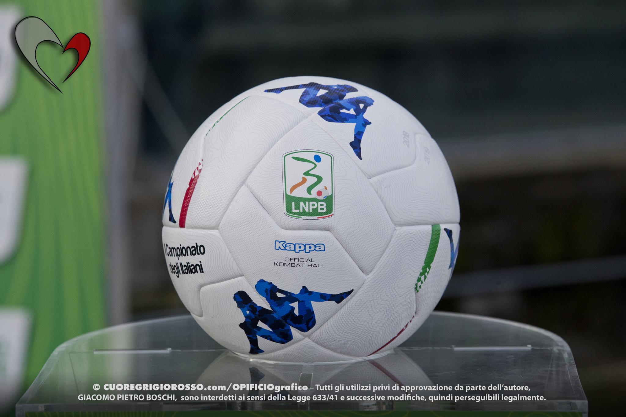 Serie B pallone boscaglia