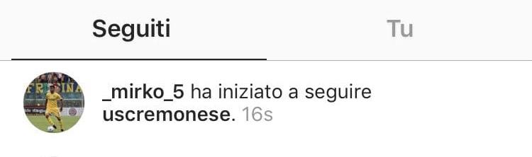 Gori Instagram Cremo