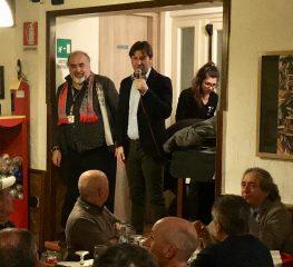 Gli auguri del Club Grigiorosso di Castelleone