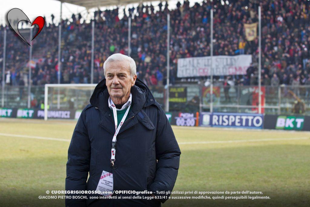 Grave malore per Gigi Simoni: ricoverato in terapia intensiva in condizioni critiche