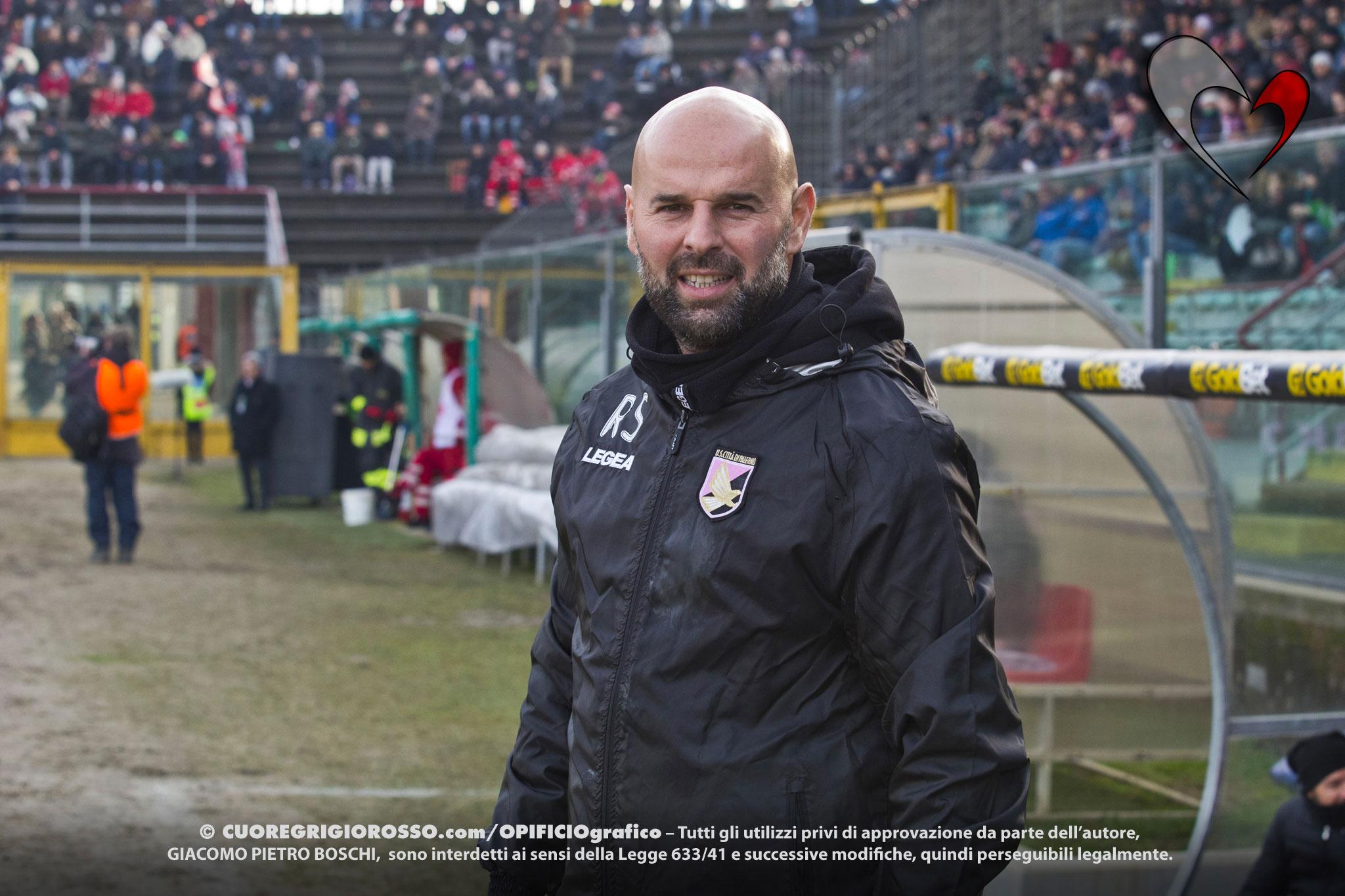 Serie B, ribaltone a Palermo: esonerato Stellone
