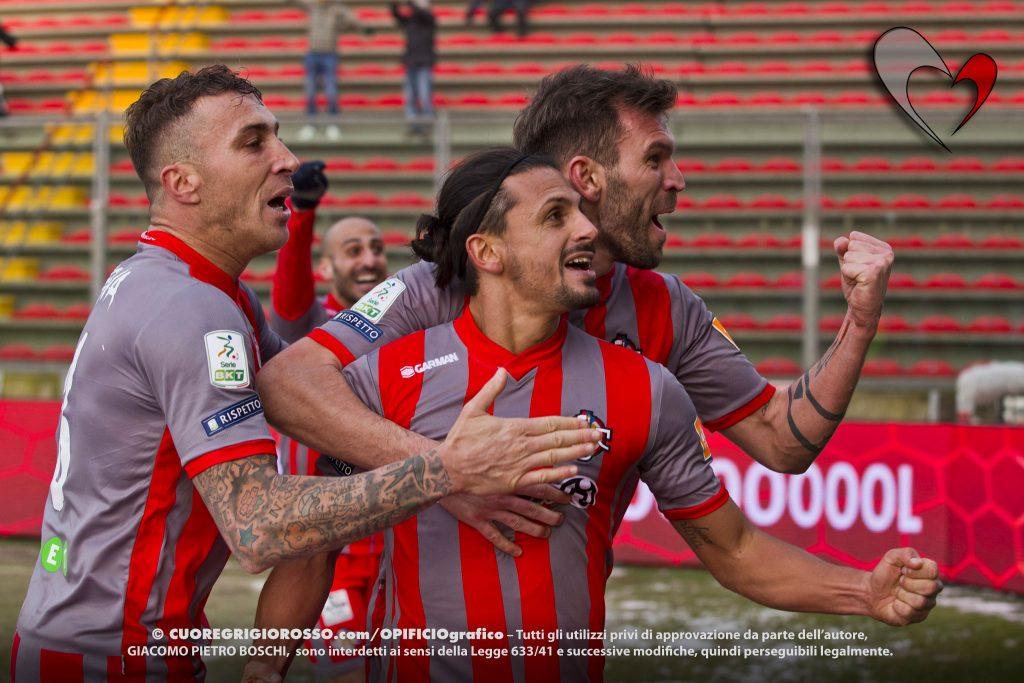 Cremonese-Palermo, le fotografie della partita
