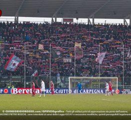 Cremonese-Padova, il dato degli spettatori aggiornato