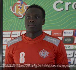 Gli ex, ufficiale Mbaye alla Fermana