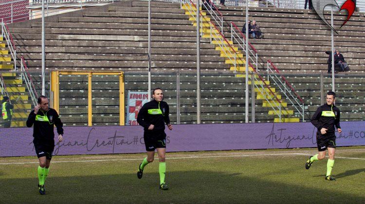Cittadella-Cremonese, dirige Guccini di Albano Laziale