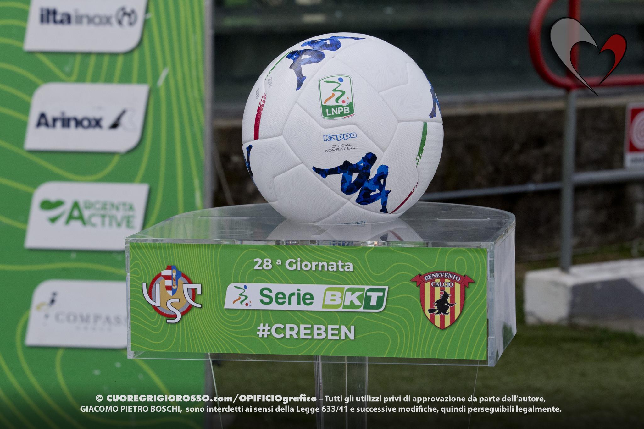 Serie B, pari nel match di apertura Pisa-Benevento