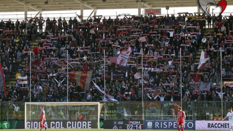 Cremonese-Benevento, ecco le vostre foto