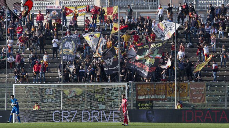 Cremo, cambia l'orario della partita contro il Benevento