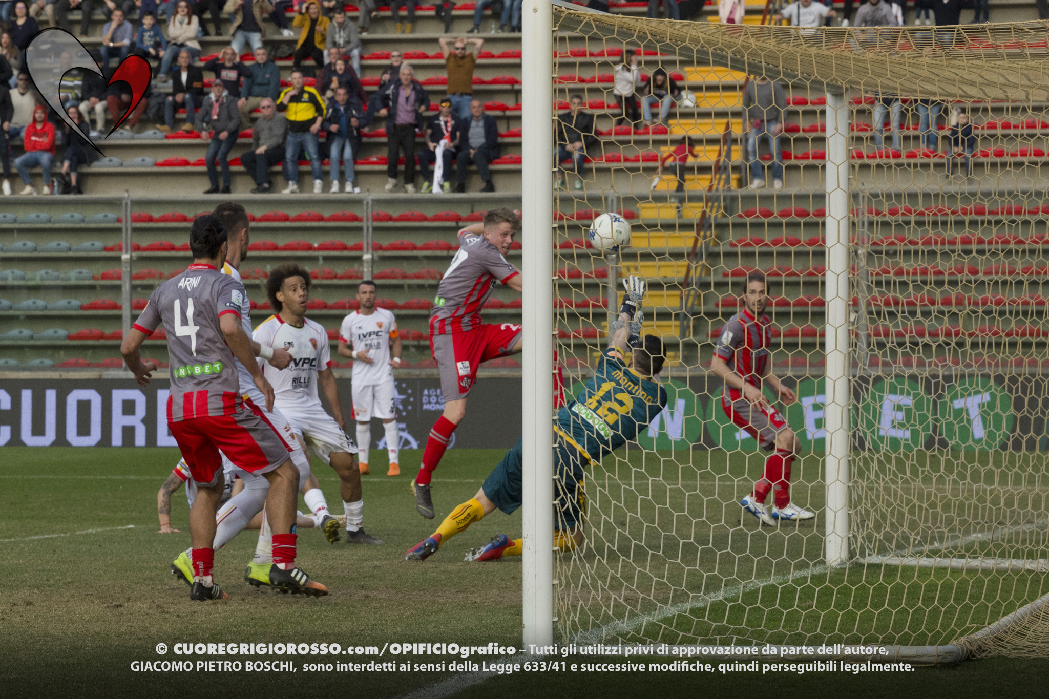 Gol emmers cremo benevento
