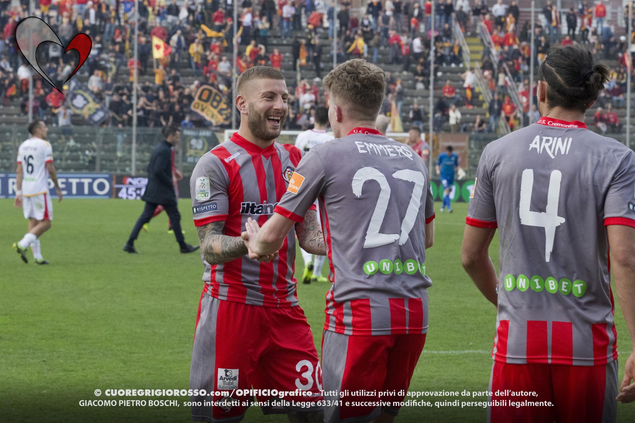 Carretta: «Nel gol ho rivisto l'azione di Palermo»