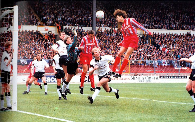 Wembley, 28 anni fa. Gli eroi di una Cremo storica