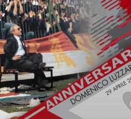 14 anni senza il Presidentissimo Domenico Luzzara