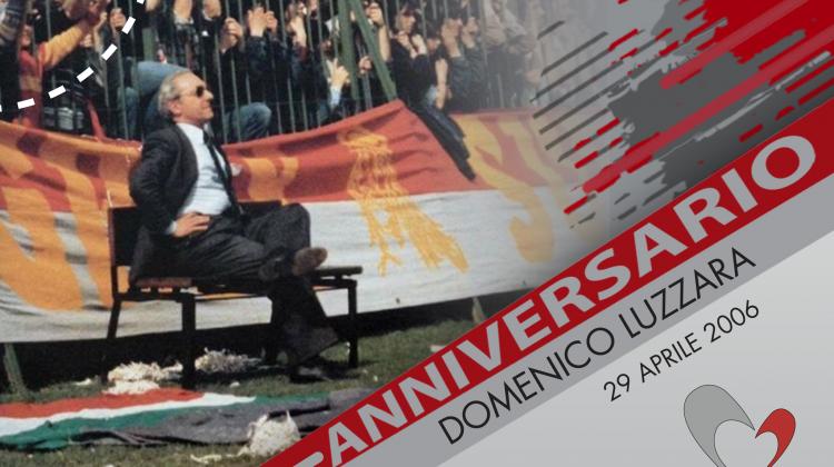 13 anni senza il Presidentissimo Domenico Luzzara