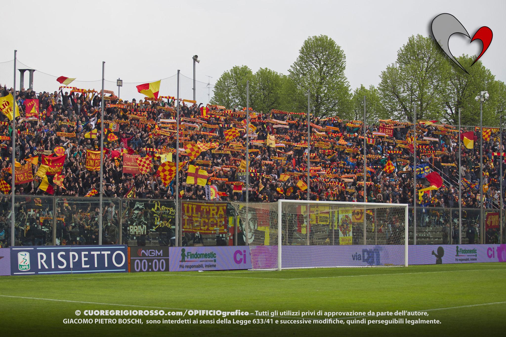Tempo di verdetti, il Lecce retrocede in Serie B