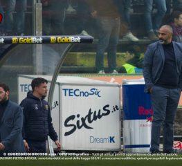 Serie B, il Lecce esonera Liverani