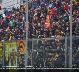 Lecce, con la Cremonese primo sold-out