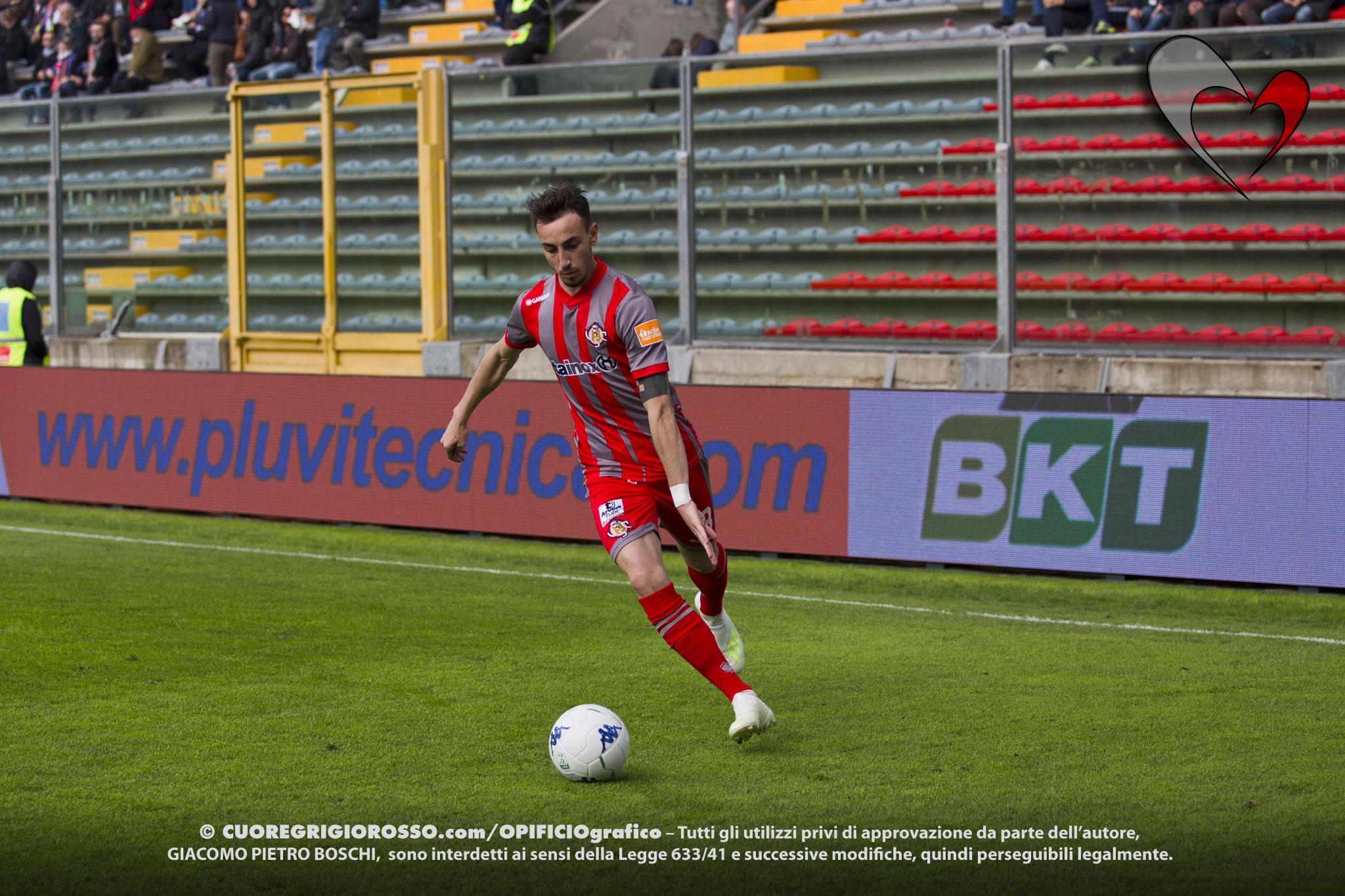 Castrovilli: «Se non fossi esploso a Firenze sarei tornato a Cremona»