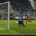 Strizzolo fa gol contro il Lecce - Cremo Lecce