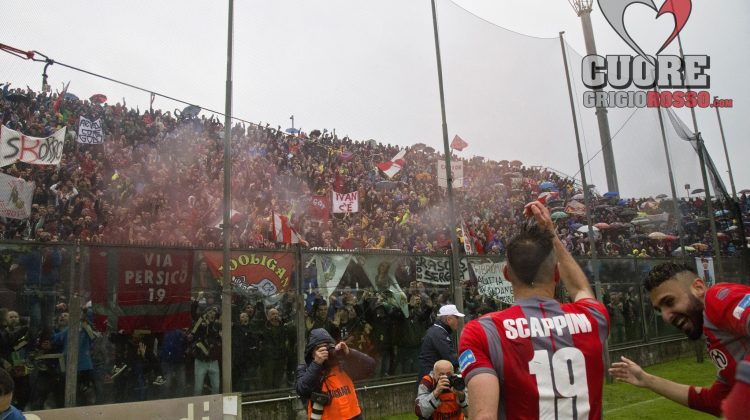 Gli ex, Scappini approda al Modena