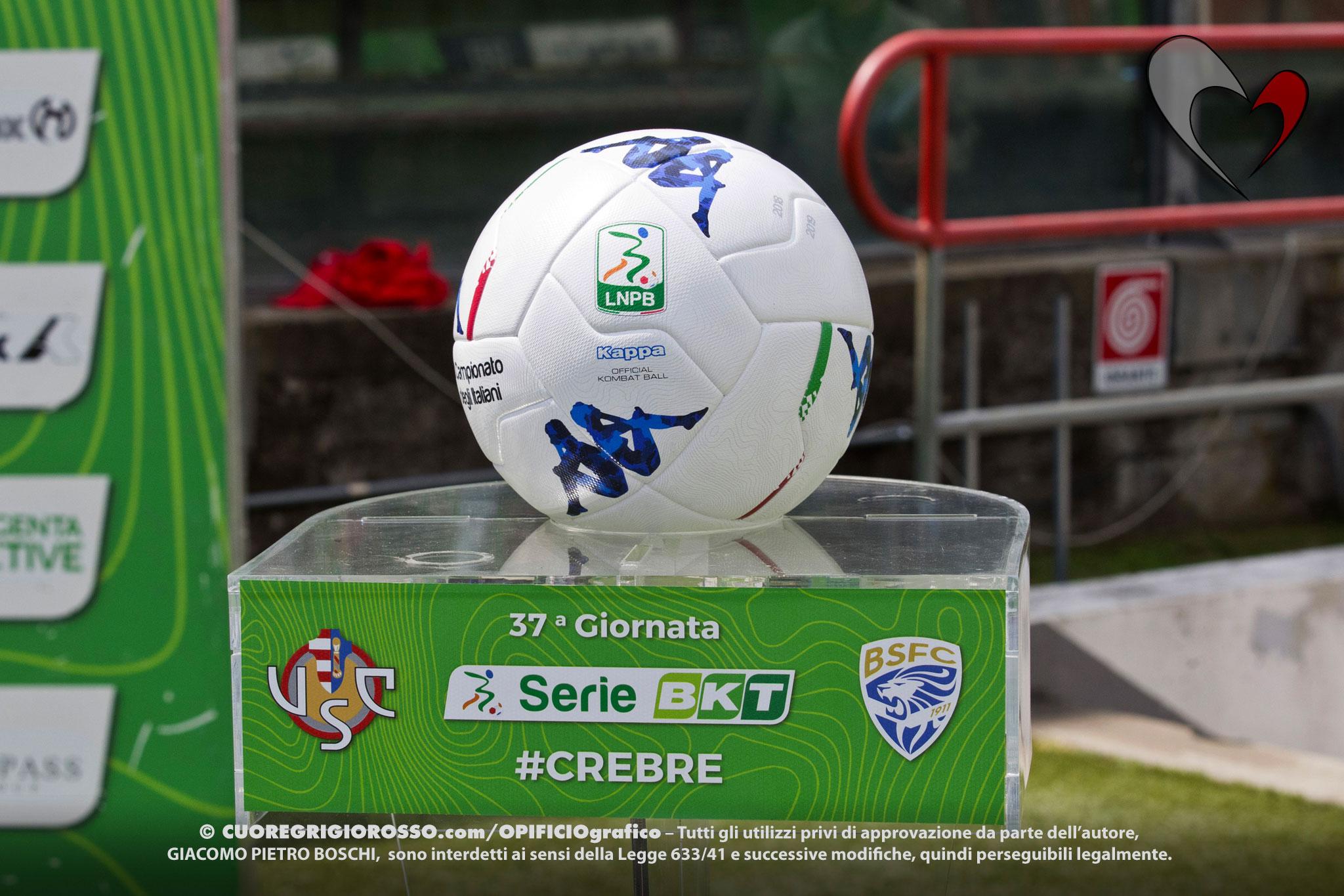 Serie B, gli altri risultati: volano Salernitana e Spezia