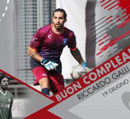 Auguri a Riccardo Galli, dal vivaio alla prima squadra