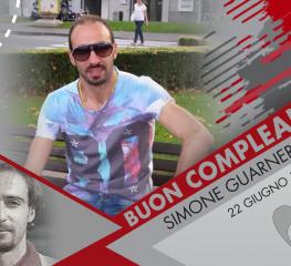 Auguri a Simone Guarneri, l'eroe di Perugia