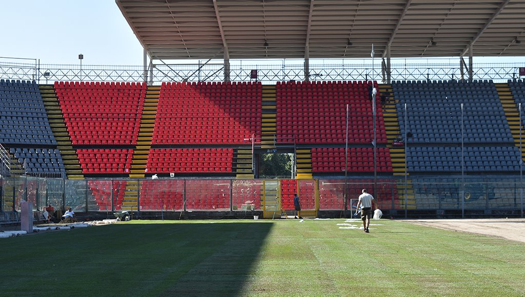 Coppa Italia, Cremo-Empoli sarà allo Zini: ecco perché