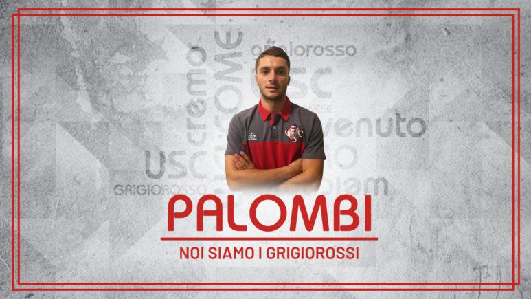 UFFICIALE: Palombi è grigiorosso