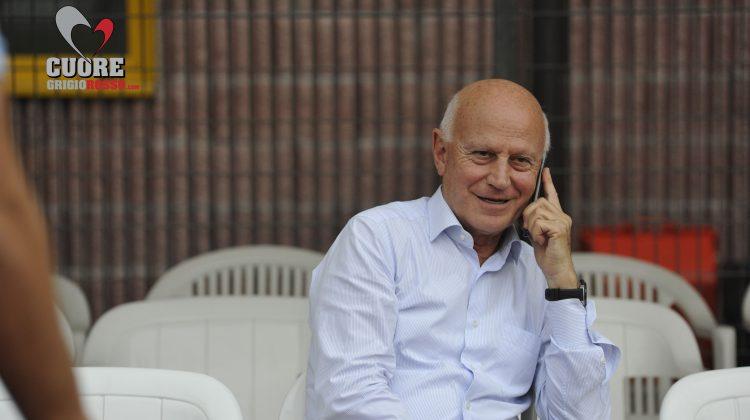 Pres. Rossi: «Felici del rinnovo di Pecchia»