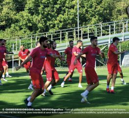 Cremonese-Chievo, i convocati di Bisoli. Out Crescenzi