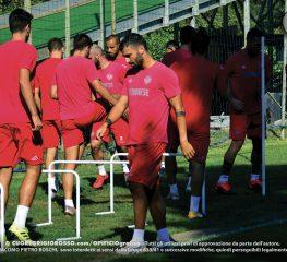 Cremo, sabato test con la Juventus U23 a Vinovo