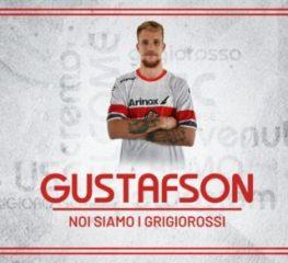 UFFICIALE: Gustafson è grigiorosso